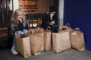 shopping...not always fun